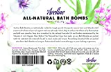Bath-Bombs-Deluxe-Gift-Set-DOZEN-Lush-Luxury-Bath-Fizzies-Best-Spa-and-Beauty-Product-Infused-with-Organic-Shea-Butter-Coconut-Oil-Avocado-Oil-and-a-Variety-of-Aromatherapy-Essential-Oils