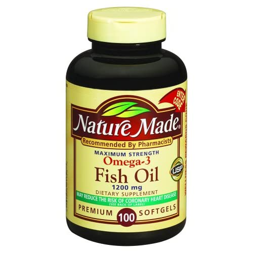 fish oil fish oil how much