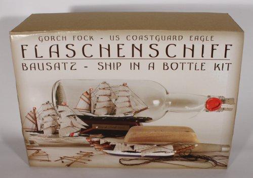 Buddelschiff-Bausatz-Gorch-Fock-07-Liter-Baukasten-Flaschenschiff-Schiff-Flasche-selberbauen-do-it-yourself