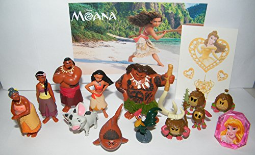 Disney Moana Party Favors