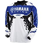 Yamaha Motorcycle Officially Licensed 1nd Atom Racing Men's