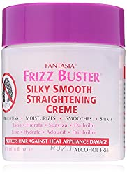 Fantasia Frizz Straightening Cream, 6 Ounce