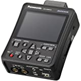 Panasonic AGHMR10PJ Compact AVCCAM Field Recorder/Player (Black)