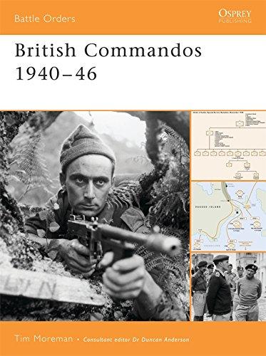 British Commandos 1940-46 (Battle Orders)