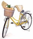 暖ったか3重構造 自転車用 ダウンハンドルカバー