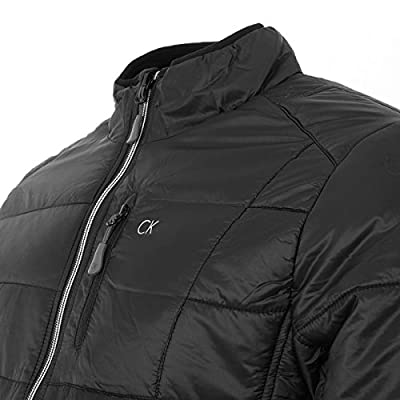 Calvin Klein Golf Men's Hyperviz Padded Jacket - US M - Black