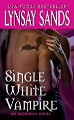Single White Vampire (Argeneau)
