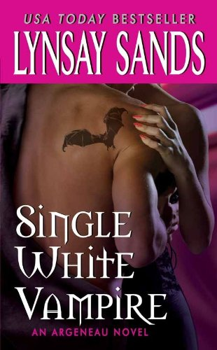Single White Vampire (Argeneau) by Lynsay Sands
