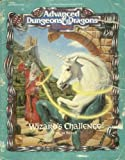 Wizard's Challenge (Advanced Dungeons & Dragons, 2nd Edition, Hhq2)