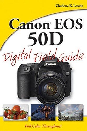 Canon EOS 50D Digital Field Guide (Canon Eos 50d Digital compare prices)