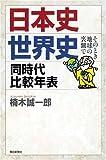日本史・世界史 同時代比較年表 そのとき地球の裏側で (朝日選書)