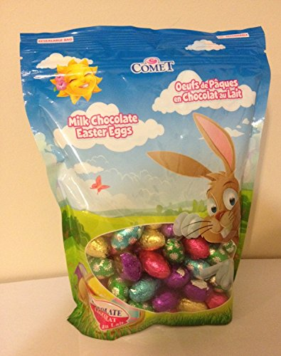 Delicious Easter Chocolate Mini Eggs 700g .