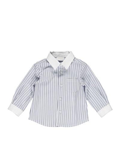 Bimbus Camicia Rigata [Bianco/Blu]