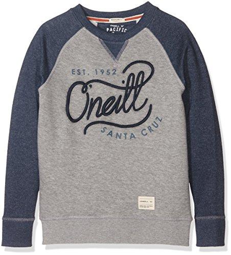O'Neill LW Santa Cruz-Felpa da ragazzo, colore: argento Argento Argento mel 14 anni (FR: 164)