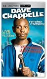 Dave-Chappelle---For-What-It's-Worth-[UMD-for-PSP]