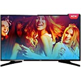 Onida 81 Cm (32 Inches) Brilliant Series LEO32HA HD Ready LED TV (Black)