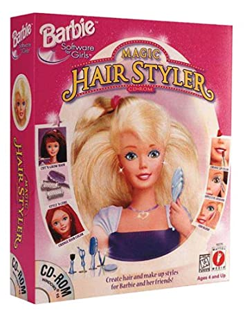Barbie Magic Hair Styler