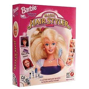 تحميل لعبة barbie magic hair styler كاملة برابط واحد