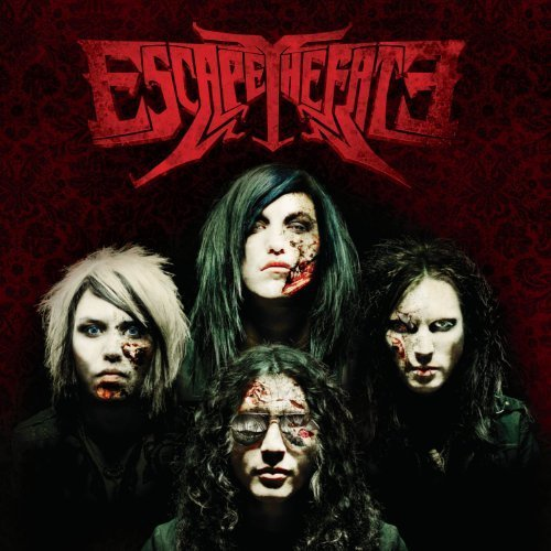 Escape The Fate [Deluxe Edition] by Epitaph Records / DGC / Interscope (2010-11-02)