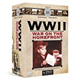 Cover art for  WW II: War on the Homefront