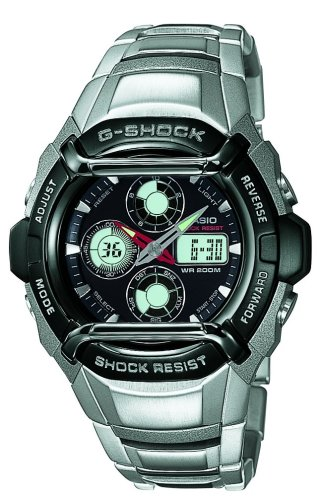 Casio Men's G-Shock Ana-Digi World Time Digital Shock Resistant Watch #G541D-1AV