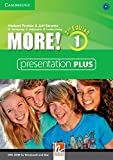 More! Level 1 Presentation Plus DVD-ROM
