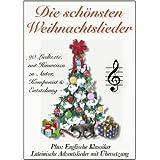 """Die sch�nsten Weihnachtsliedervon """"Verschiedene Autoren"""""""