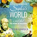 Sophie's World: A Novel About the History of Philosophy (       UNABRIDGED) by Jostein Gaarder Narrated by Simon Vance