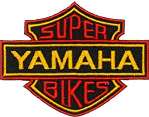 yamaha superbikes cusson brod ecussons imprim s patch