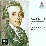 Sinfonien Vol. 2 [UK-Import] Concerto Köln