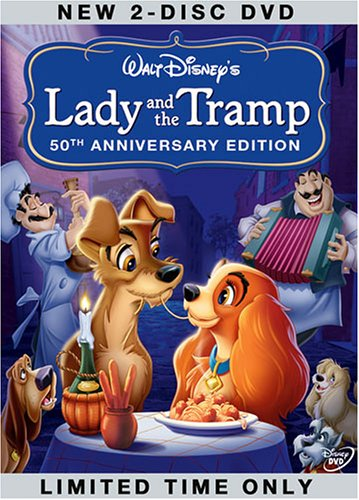 Lady and the Tramp (Two-Disc 50th Anniversary Platinum Edition) - 