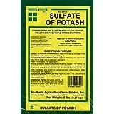 Sulfate of Potash 0-0-50 (5 Pound Bag) (10 Bags per case)