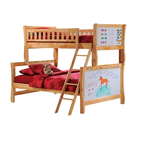 Full Over Futon Bunk Bed 7815 front