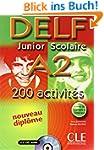 DELF Junior Scolaire A2 200 activit�s...