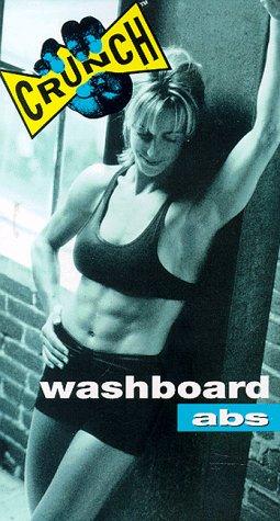 Crunch: Washboard Abs [VHS], Crunch