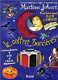 echange, troc Marlene Jobert - Coffret Halloween 2 livres + 1 CD
