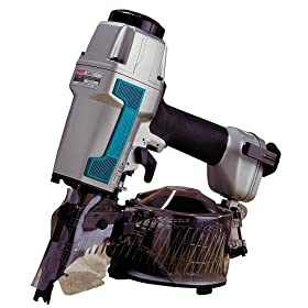 Makita AN611 1-1/4-Inch to 2-1/2-Inch Coil Siding Nailer