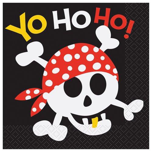 Asciugamani Pirate Fun 16 - Birthday Boy - Taste bambino