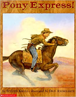 pony express essay 1982-11-2 sometimes promises of playing time or tv exposure aren't enough—especially when  the pony exce$$—a riff on  which was dubbed 'the pony express.