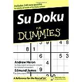 Su Doku for Dummies ~ Andrew Heron