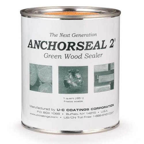 Anchorseal 2 Green Wood Sealer Quart