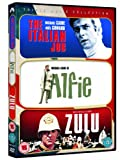 The Italian Job/Alfie/Zulu (Triple Pack) [DVD]