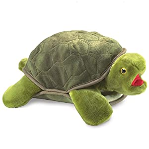 Folkmanis Turtle Hand Puppet from Folkmanis