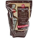 Wilton Chocolate Pro Fountain and Fondue Chocolate, 2 lb.