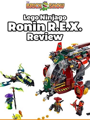 LEGO Ninjago Ronin R.E.X. Review