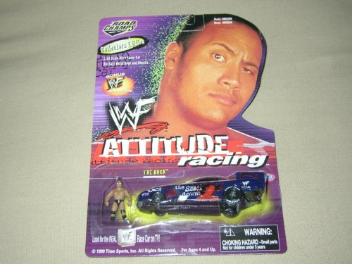 "WWF Attitude Racing ""The Rock"" - 1"
