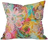 DENY Designs Stephanie Corfee Swoon Throw Pillow, 16 x 16