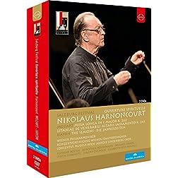 Salzburg Festival Nikolaus Harnoncourt