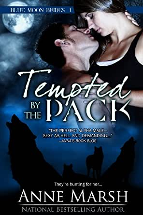 tempted by the pack blue moon brides book 1 kindle edition by anne marsh literature. Black Bedroom Furniture Sets. Home Design Ideas