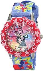 Disney Kids' W001982 Tinker Bell Analog Display Analog Quartz Purple Watch